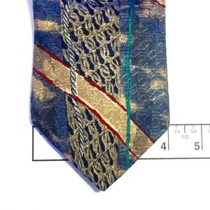 "Samuel & Sons Accessories - SAMUEL & SONS 100% Silk Men's Tie 4""x56"". Creative"